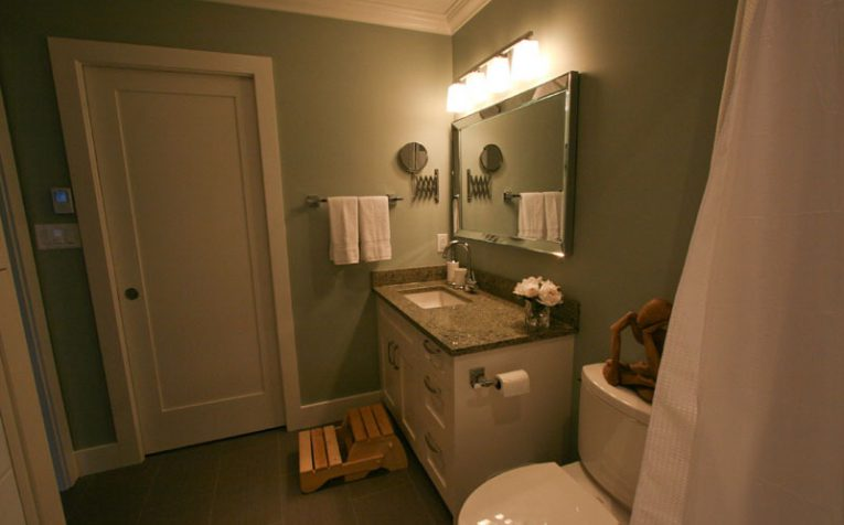 steveston bathroom renovation