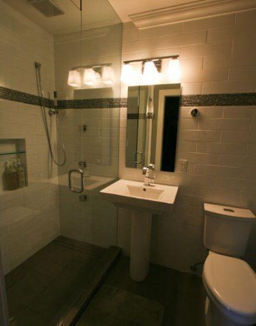 steveston bathroom renovation