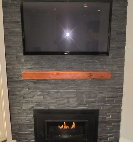 interior renovations steveston fireplace