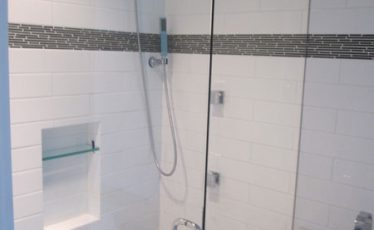 interior renovations steveston custom shower
